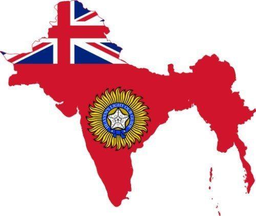 British Raj India And The Colonial Baggage The British Raj