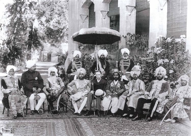 British Raj Asia India