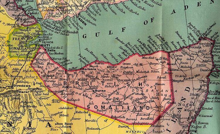 British Somaliland wwwkaiserscrosscommediaDIR4926018e6b05ca3384