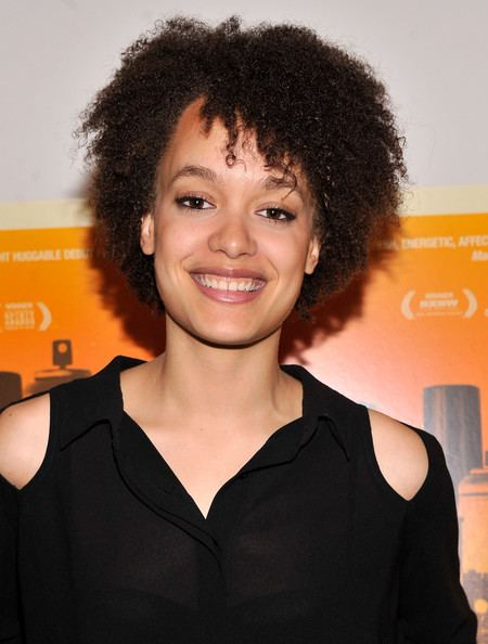 Britne Oldford Britne Oldford Photos 39Gimme the Loot39 NYC Premiere Zimbio