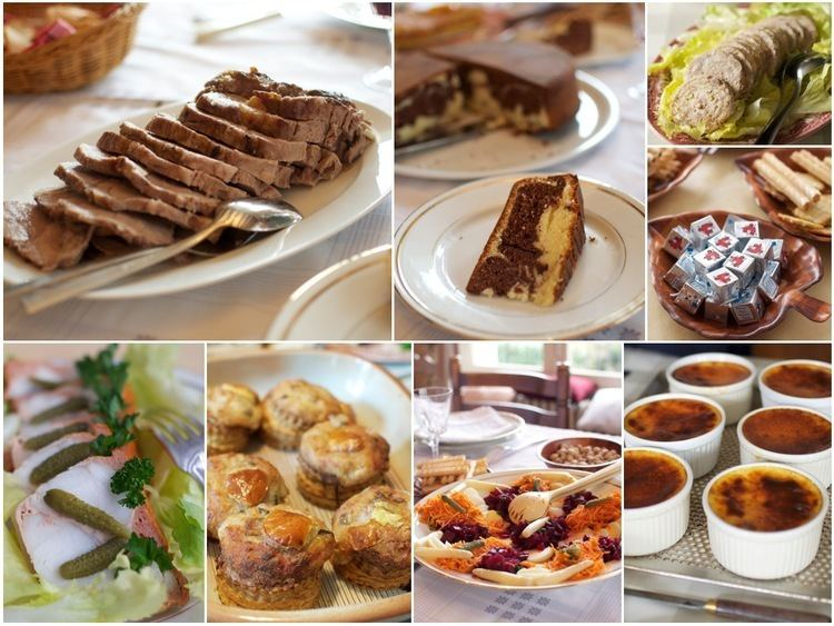 Brittany Cuisine of Brittany, Popular Food of Brittany