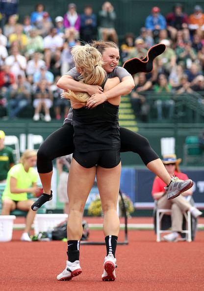 Brittany Borman Brittany Borman Photos 2012 US Olympic Track amp Field