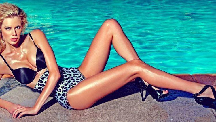 Brittany Mason The Face39 model Brittany Mason spills on Naomi Campbell