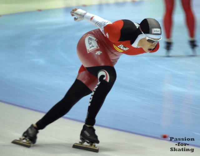 Brittany Schussler Team Canada Brittany Schussler National Team Long Track