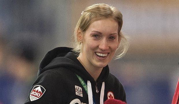 Brittany Schussler Brittany Schussler announces her retirement from speed skating