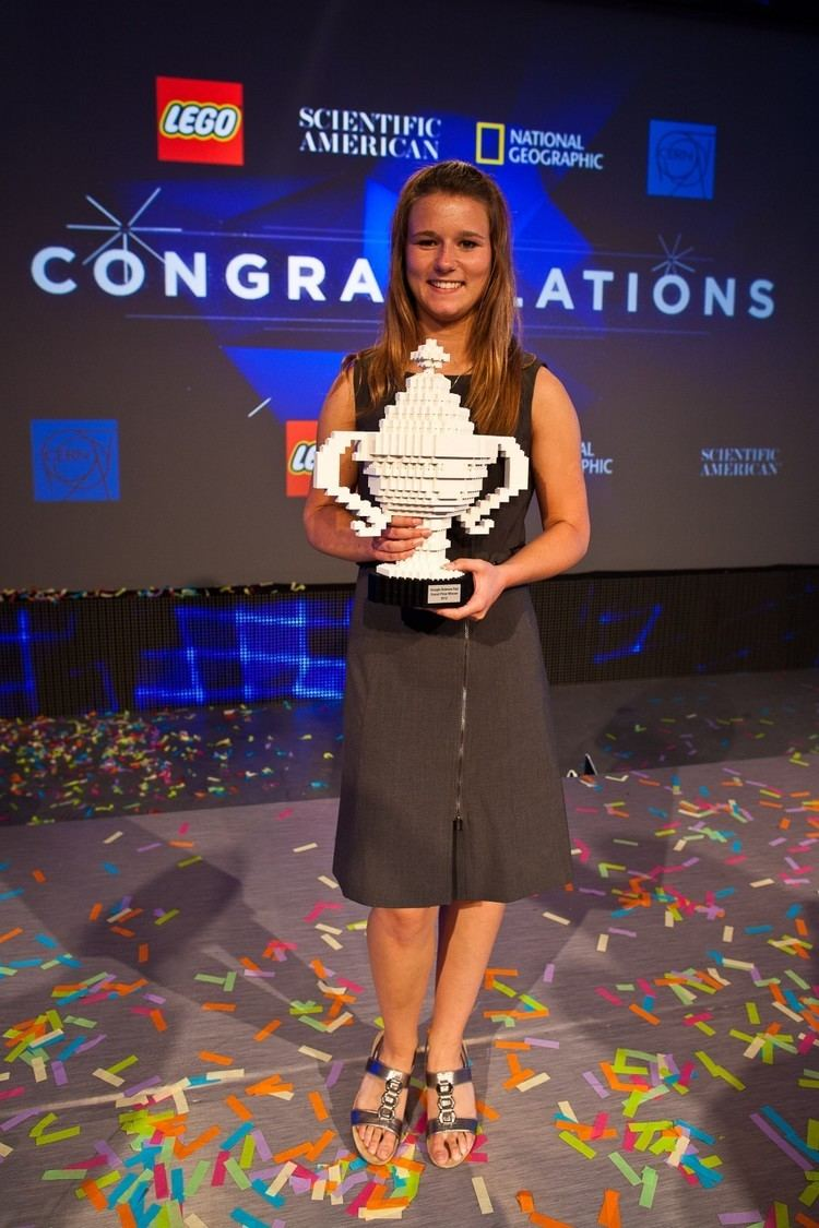 Brittany Wenger Brittany Wenger 17 Wins Google Science Fair With