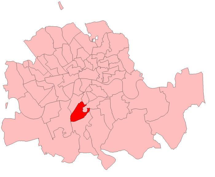 Brixton (UK Parliament constituency)