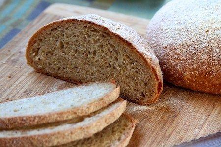 Broa Broa Portuguese Yeasted Corn Bread