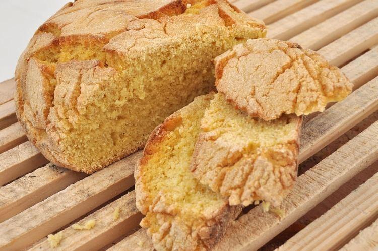 Broa Portuguese corn bread Salt of Portugal