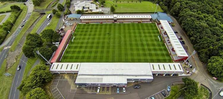 Broadhall Way Broadhall Way Stadium Guide Stevenage Football Tripper