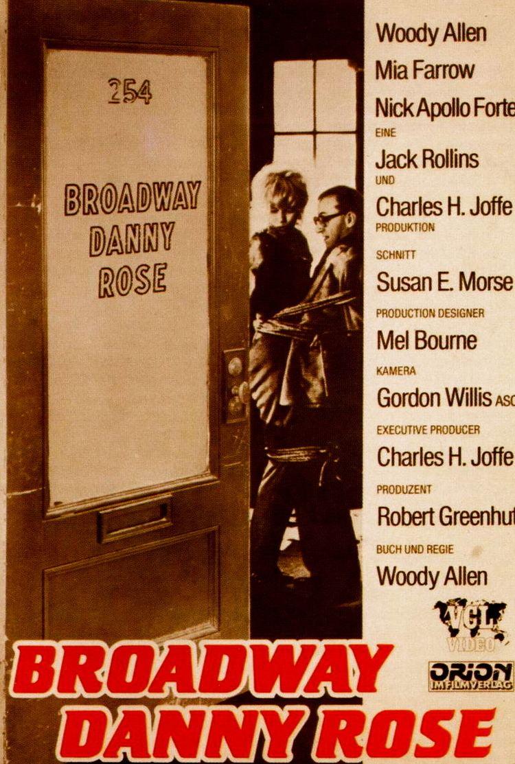 Broadway Danny Rose Broadway Danny Rose 1984 Visual Parables