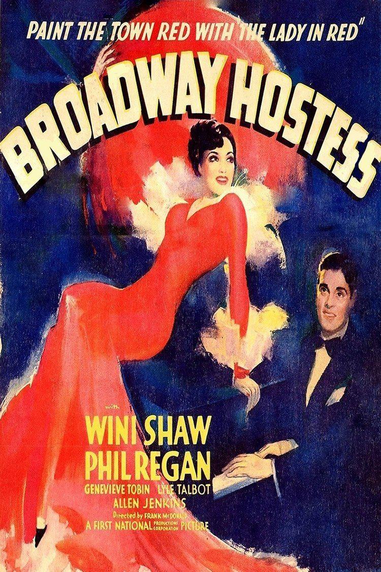 Broadway Hostess wwwgstaticcomtvthumbmovieposters57519p57519