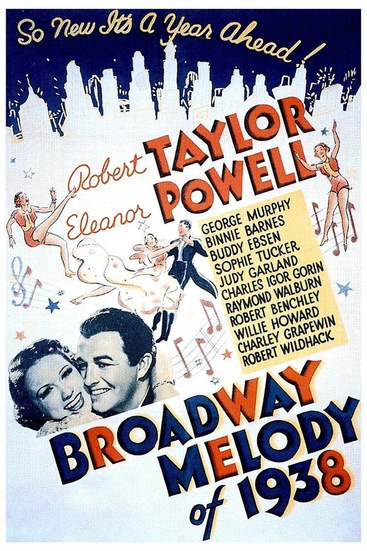 Broadway Melody of 1938 wwwgstaticcomtvthumbmovieposters2481p2481p