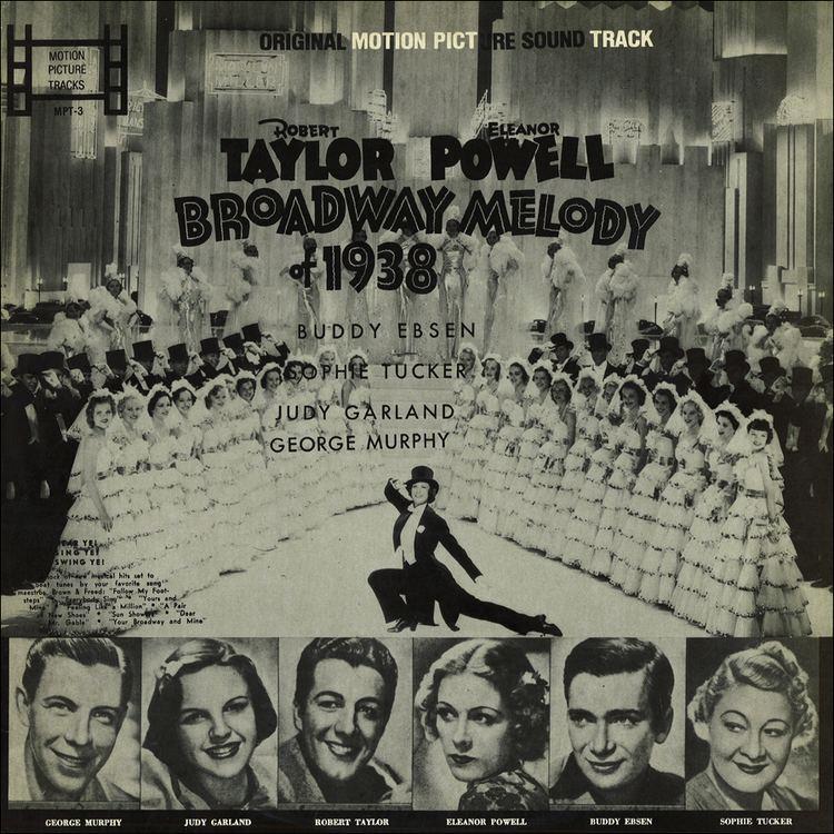 Broadway Melody of 1938 Judy Garland Discography Broadway Melody Of 1938