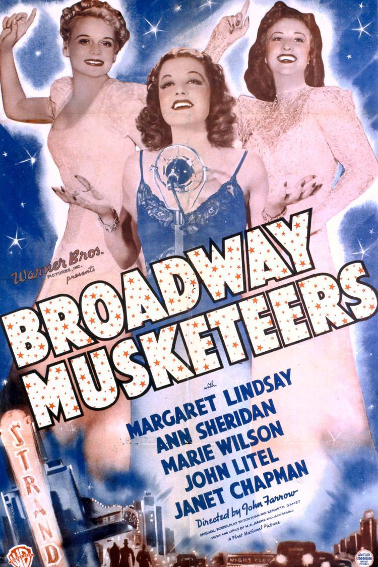 Broadway Musketeers wwwgstaticcomtvthumbmovieposters56005p56005