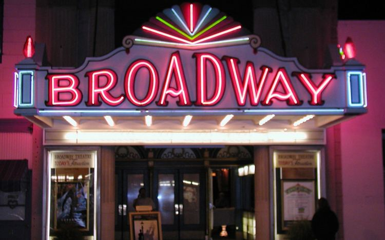 Broadway theatre The Broadway Theatre of Pitman NJ Theatres of South Jersey