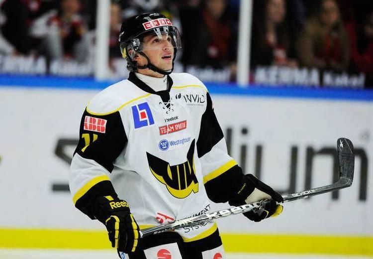 Broc Little Tre pong av Broc Little Allsvenskan Sverige Hockey