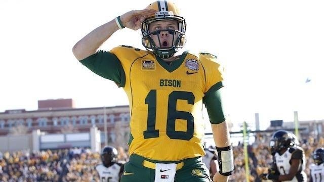 Brock Jensen NFL Team Will Get A Steal In North Dakota State QB Brock Jensen