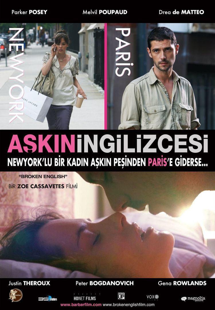 Broken English (2007 film) Broken English 2 of 4 Extra Large Movie Poster Image IMP Awards