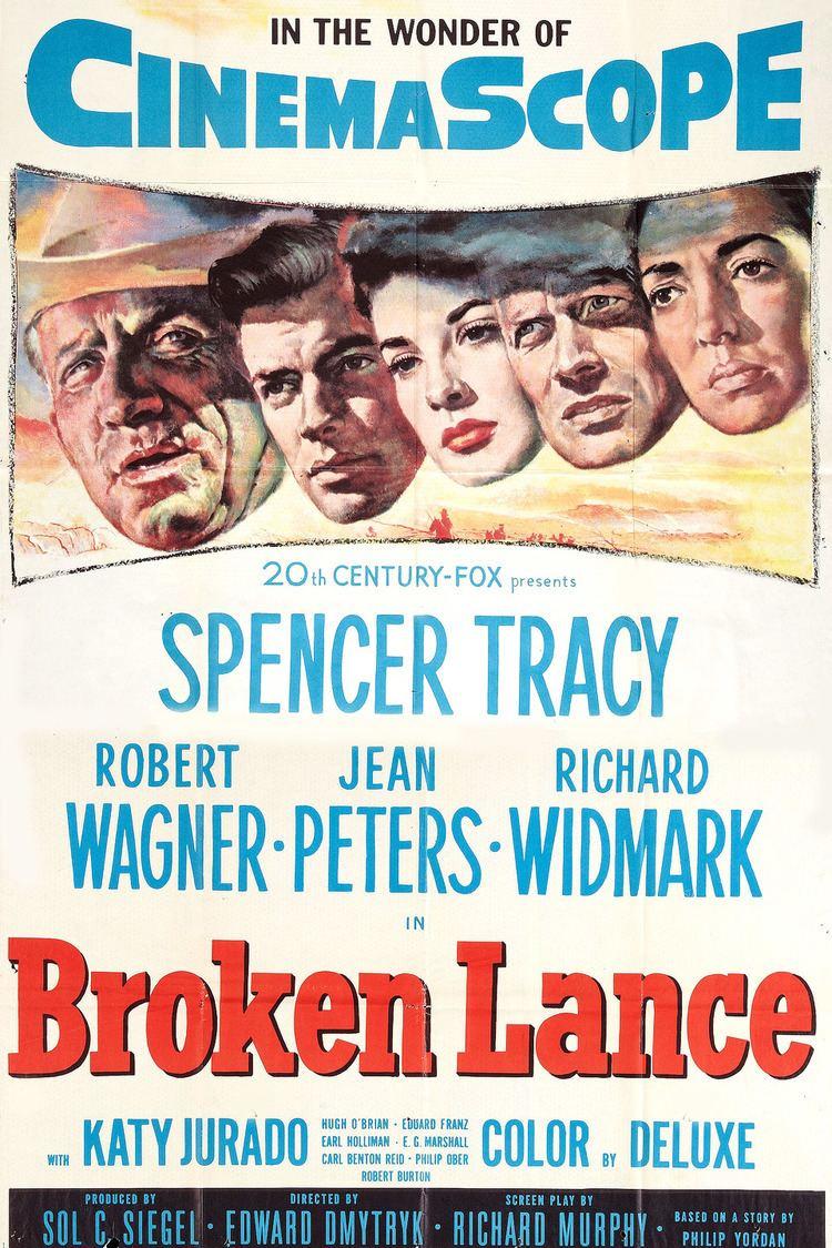 Broken Lance wwwgstaticcomtvthumbmovieposters4352p4352p