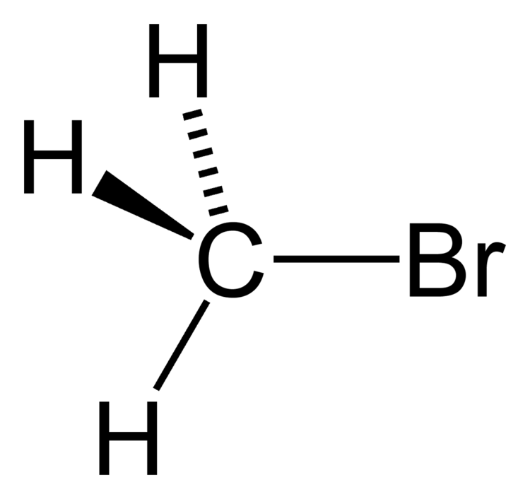 Bromomethane World of Chemicals online chemical directorychemistry portal