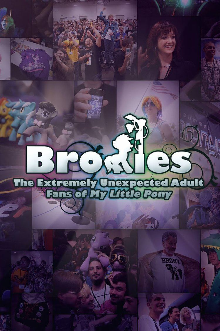 Bronies: The Extremely Unexpected Adult Fans of My Little Pony wwwgstaticcomtvthumbdvdboxart10028869p10028