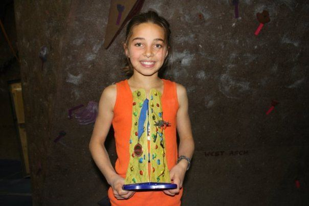 Brooke Raboutou GeekDad Puzzle of the Week Answer Rock Climb Like Brooke