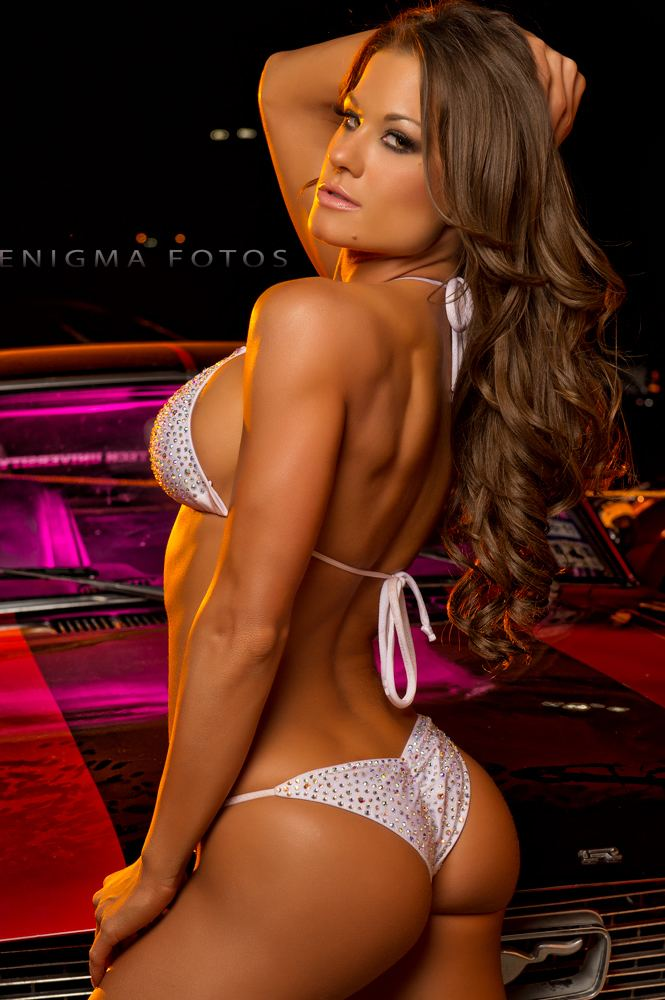 Brooke Tessmacher PHOTOS Pics of TNA Knockout Brooke quotTessmacherquot Adams