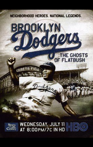Brooklyn Dodgers: Ghosts of Flatbush Amazoncom Brooklyn Dodgers The Ghosts of Flatbush 11 x 17 Movie