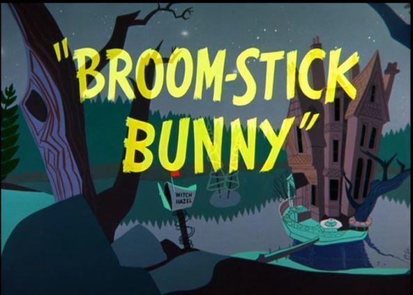 Broom-Stick Bunny Looney Tunes BroomStick Bunny B99TV