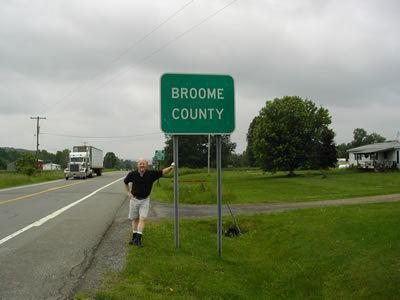 Broome County, New York wwwupstatenyroadscomassetscountiesbroomejpg