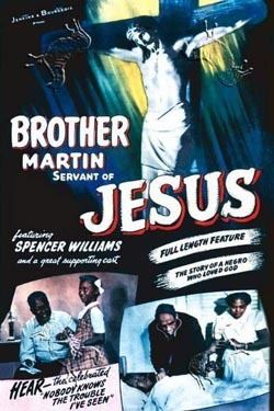 Brother Martin: Servant of Jesus movie poster