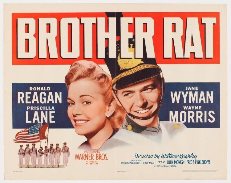 Brother Rat Out of the Past A Classic Film Blog