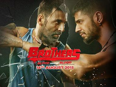 Brothers review Akshay Kumar is hot but with Jackie Shroff and