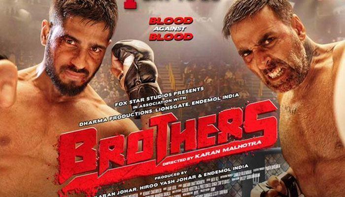 Brothers (2015 film) - Alchetron, The Free Social Encyclopedia