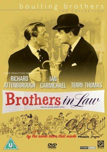 Brothers in Law (film) Brothers In Law Boulting Brothers Collection DVD Amazoncouk Ian
