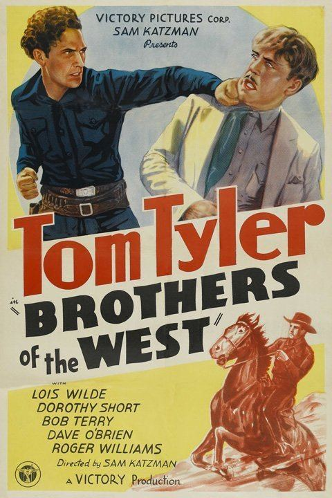 Brothers of the West wwwgstaticcomtvthumbmovieposters41816p41816