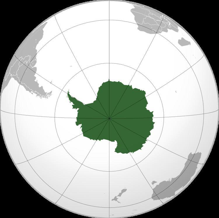 Brown Glacier