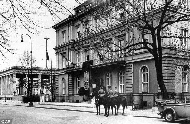Brown House, Munich Nazi museum set to open on site of Hitler39s former party