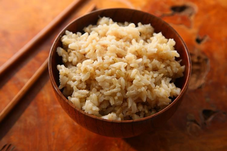 Brown rice Basic Steamed Brown Rice Recipe Chowhound