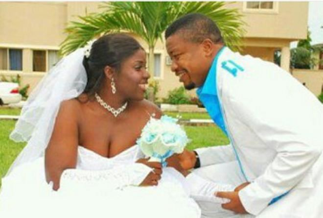 Browny Igboegwu Browny Igboegwu celebrates fifth wedding anniversary Nollywood