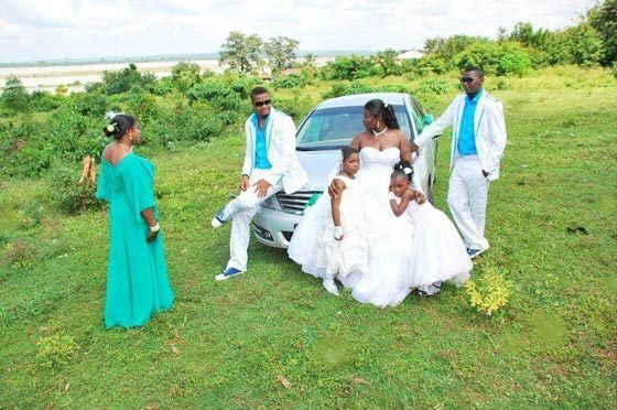 Browny Igboegwu Browny Igboegwu Wedding Picture Nollywood Community