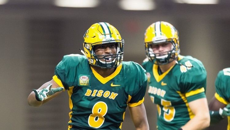 Bruce Anderson (American football) North Dakota State University Athletics Bruce Anderson 2017