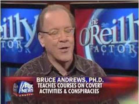 Bruce Andrews Bill OReilly vs Bruce Andrews YouTube