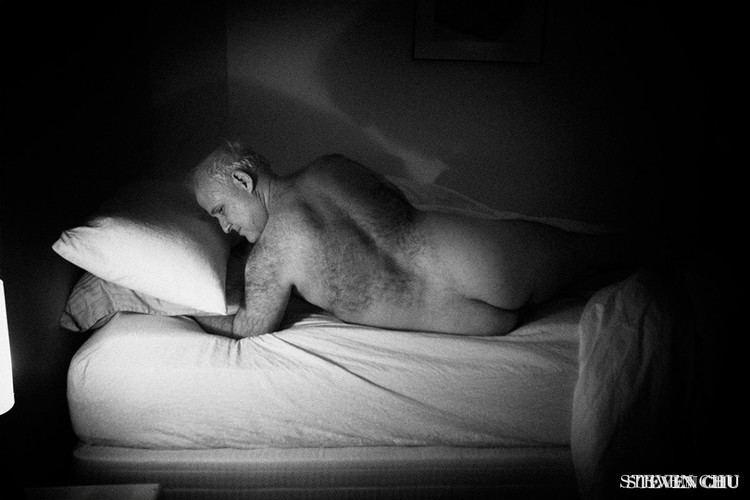 Bruce Benderson Author Bruce Benderson Bedroom Portrait