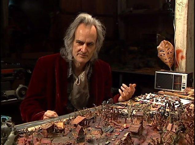 Bruce Bickford (animator) The Psychadelic World of Bruce Bickford SuperRadNow