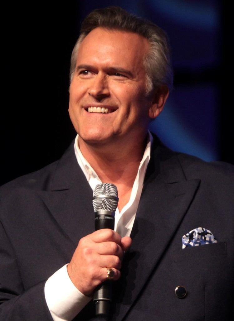 Bruce Campbell Bruce Campbell Wikipedia the free encyclopedia