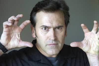 Bruce Campbell Interview with Ash vs The Evil Dead star Bruce Campbell