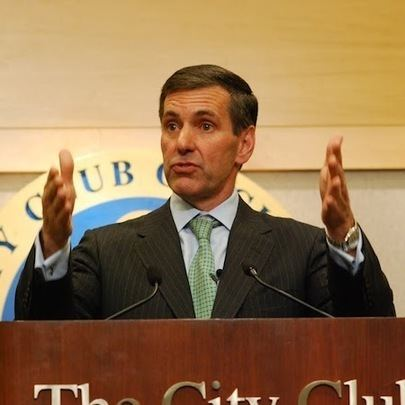 Bruce D. Broussard Bruce D Broussard The City Club of Cleveland The City Club of