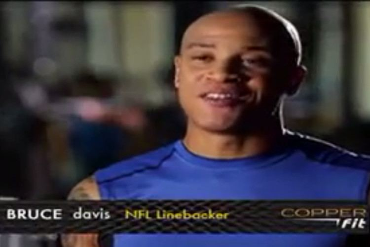 Bruce Davis (linebacker) ExSteelers linebacker Bruce Davis appears in infomercial